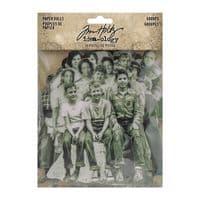 Tim Holtz - idea-ology - Paper Dolls Groups